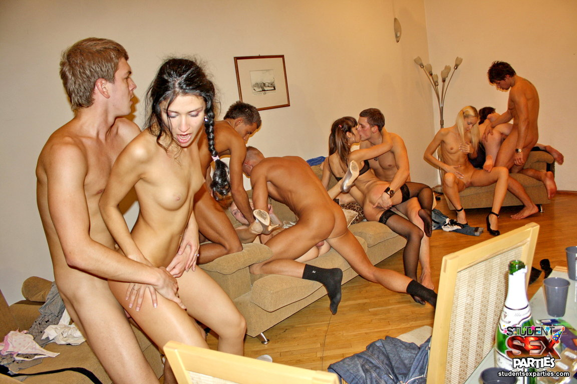 The best orgy videos